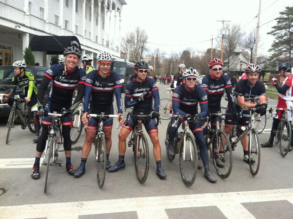 Minuteman Road Club 2013 Battenkill team