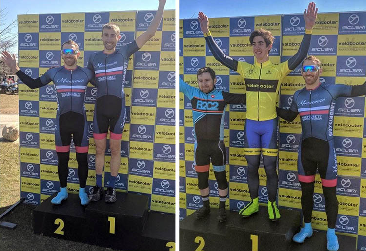 Chris Hinds Crit Podium